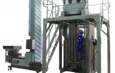 ZL520YA Quad sealing bag for granule product