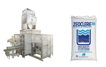 مکمل خود کار طریقے سے بڑے بیگ دیا نمک پیکنگ مشین