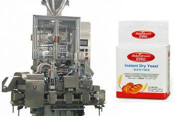 خود کار طریقے سے خمیر پاؤڈر ویکیوم پیکنگ مشین