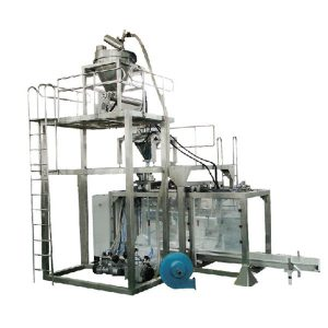 بھاری بیگ خودکار پاؤڈر بھرنے والی مشین دودھ پاؤڈر پیکنگ مشین وزن