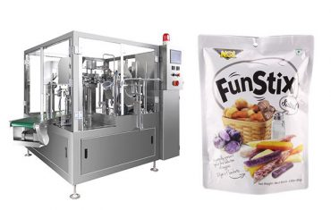 Automatic doy bag filling machine for food